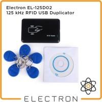 125 khz RFID USB Desktop Reader Writer RFID Duplicator Clone EL-125D02
