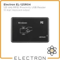 RFID Reader 125 kHz Proximity Card Tag USB EM4100 EM4001