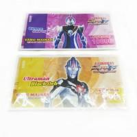 Uang Mainan Special Edition Karakter Ultraman