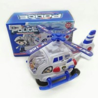 Super Police (Helikopter Polisi Light & Sound)
