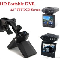 "HD Portable DVR With 2.5"" TFT LCD Screen Car Camera / Kamera Mobil DVR"