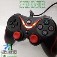 Stik PS/PC - JOYSTICK PC Gamepad/Game Pad single Usb M-tech Inferno