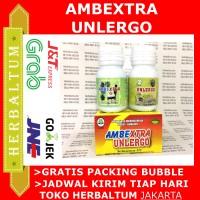 Herbal AMBEXTRA UNLERGO untuk menyembuhkan wasir / ambeien