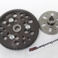 KYX Universal Steel Spur Gear 87T 48P Rc Car