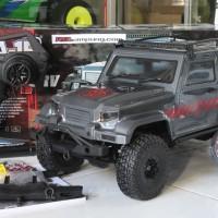 SCA-1E CARISMA LYNX ORV 1/10th 4WD RTR RC ADVENTURE