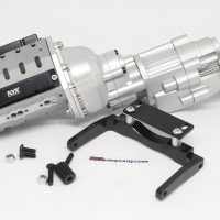 KYX V8 TWO 2 SPEED SCX10 II GEARBOX Full Metal