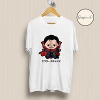 Kaos Movie Avengers Doctor Strange Chibi TSHIRT [Eksklusif]