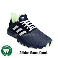 Sepatu Tenis Adidas Game Court NAVY / Sepatu Adidas Game Court NAVY