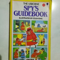 buku The Usborne Spy's Guide book