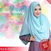 Produk Unggulan Jilbab Instan Murah Branded Oshi Bubble Premium Cantik