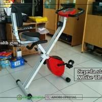 Best Anobe official sepeda statis x bike with sandaran TL920