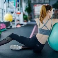 Best Joanna Longpants / Gym Legging / Yoga Legging - Navy, S