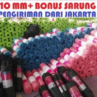 Best Bonus tas/sarungMatras Yoga / Yoga Mat Murah