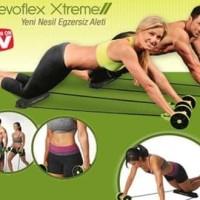 Best Revoflex Xtreme Alat Olahraga push up & sit up perut jadi ramping