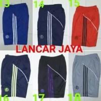 Best Celana Pendek Adidas Lari ,Gym ,Futsal #LK