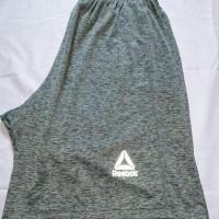 Best Celana Pendek Big Size - REEBOK Athletic Gym Workout Mesh Shorts