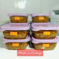 Wadah penyimpanan makanan plastik freezer safe frozen food BPA Bagus