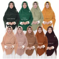 Kerudung / Hijab / Jilbab Segiempat (120 cm) Original by Hayuri