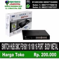 SMC 1016 BESI PENGGANTI TP LINK TL-SF1016D