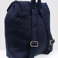 77d0c0a63a4 Flash sale Tas Wanita 3second bag blue navy - Tas 3 Second