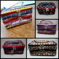 WOMEN STUFF ORGANIZER (TEMPAT MAKE UP) - CATUR BUNGA