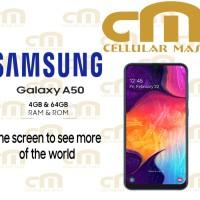 Samsung Galaxy A50 4/64 RAM 4GB ROM 64GB GARANSI RESMI SEIN