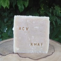 APPLE ALOE~ No Waste Vegan Solid Shampoo Bar Shampo Batang Less Waste