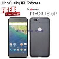 Softcase HUAWEI NEXUS 6P - High Quality TPU Softcase FREE SP