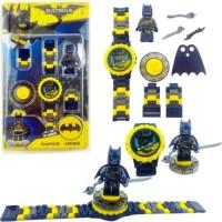 terlaris Jam tangan Lego Anak Laki motif Batman termurah