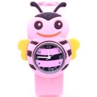 Jam tangan anak Perempuan motif Lebah lucu dan keren cocok untuk kado