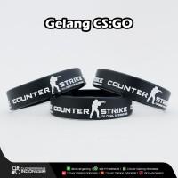 Gelang Counter Strike Global Offensive || CS:GO CSGO Baju Jaket Kaos