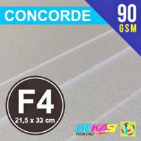 Kertas Concorde 90 Gram F4