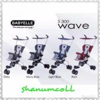 Stroller babyelle wave s300