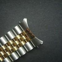 20mm Rolex Jubilee 555 Submariner Tali Jam stainless replika