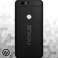 [EXACOAT] Nexus 6P 3M Skin / Garskin - Black Matrix