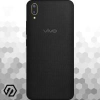[EXACOAT] Vivo V11 / V11 Pro 3M Skin / Garskin - Black Matrix