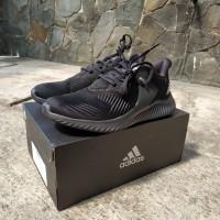 Adidas Running Men Sepatu Alphabounce RC 2.0 Hitam BNIB