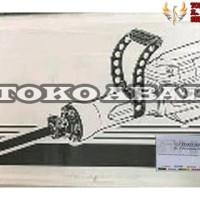 Jack hammer/demolition hammer/bor beton Makita HM 1306