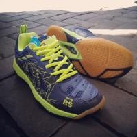 Sepatu badminton RS jf 799 Black lime