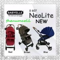 STROLLER BABYELLE NEOLITE S 607RH