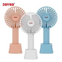 Rechargeable Hand Fan / Mini Desk Fan / Kipas Tangan Joyko HFN-15