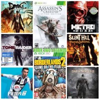 Game XBOX 360 (Premium Homemade DVD)