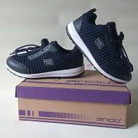 Sepatu Wanita Sepatu Sneaker Cewek Cowok Sepatu OlahRaga Perempuan
