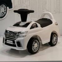 Ride On Car AWK - 9008 Tolocar VELLFIRE Mainan Mobil Anak