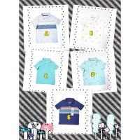 Polo Shirt Anak Oshkosh Size 9 Bulan - 5 Tahun