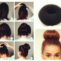 ALAT KECANTIKAN HAIR DONUT - DONUT BUN - HAIR BUN - CEPOL DONAT RAMBUT
