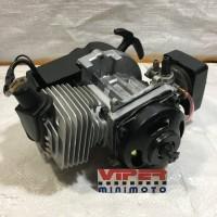 Engine-Mesin ZK 44 50cc 2Tak Mini Gp-Scooter-Go Pad