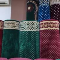 COD Grade A 120cm Ori Turki Karpet Import Sejadah Masjid Sajadah Roll