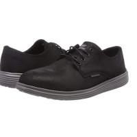 Skechers Relaxed Fit Shoes Black ORIGINAL BIGSIZE - Sepatu JUMBO SIZE