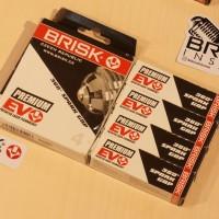 Busi Brisk EVO Toyota Agya 1200cc 2018 MR15LP-1